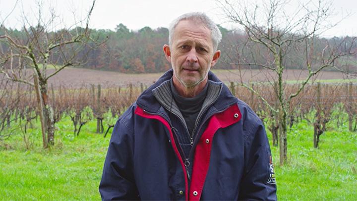 L'action collective d'amélioration des performances en viticulture bio du GIEE des vignerons bergeracois avec Agrobio Périgord