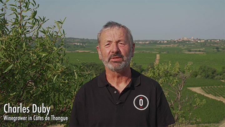 Agro-environmental advances in the Côtes de Thongue: a collaborative effort between winegrowers and ecologists.